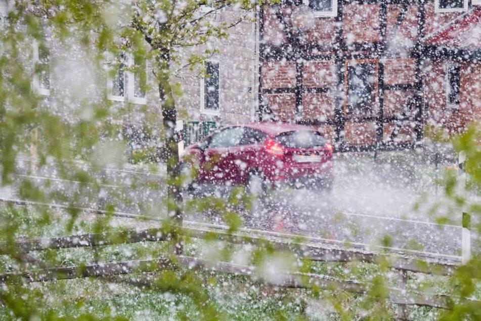 Kommt der Schneefall aus den Kammlagen auch ins Flachland zurück?