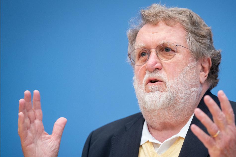 Thomas Mertens (71) ist der Vorsitzende der Ständigen Impfkommission (Stiko).