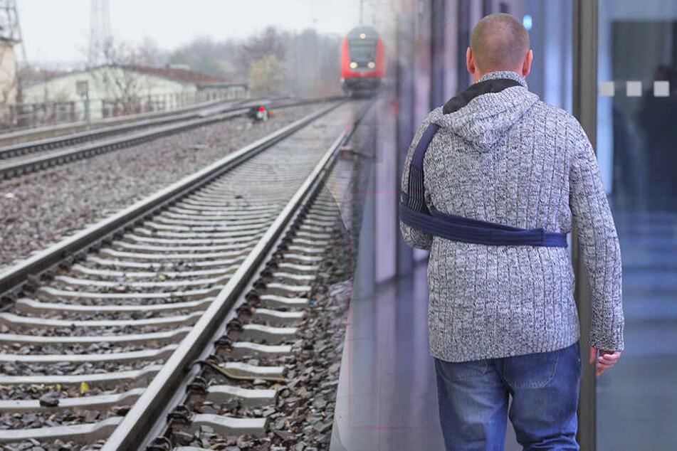 Opfer der S-Bahn-Schubser sagt vor Gericht aus