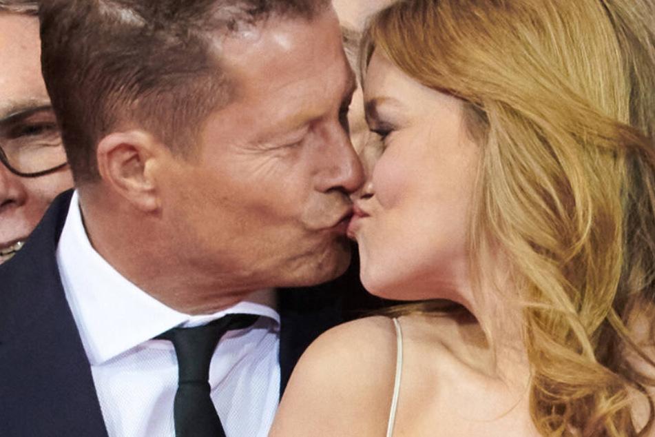 Til Schweiger ist frisch verliebt und küsste 'ne Andere