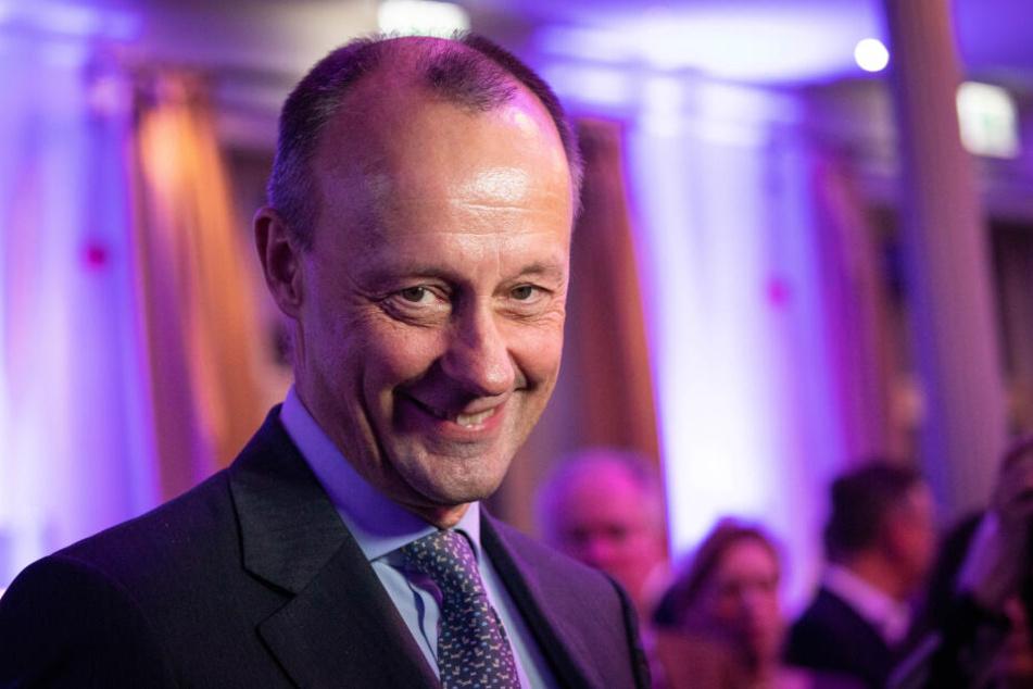 Friedrich Merz war die letzten Jahre einfaches Mitglied der CDU.