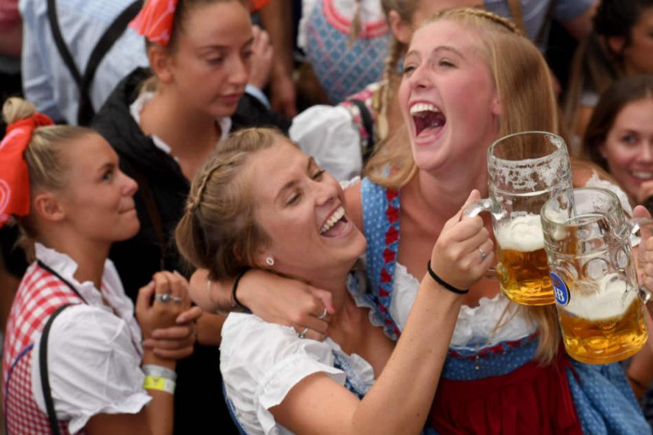 Für einige Besucher ist das Oktoberfest allerdings vorzeitig beendet. (Symbolbild)