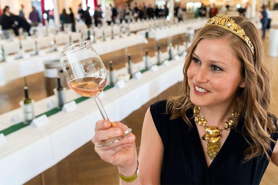 Sächsische Ex will Deutsche Weinkönigin werden