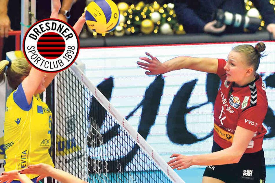 """Dresdner SC: """"Hauptsache ist, dass wir gewinnen"""""""