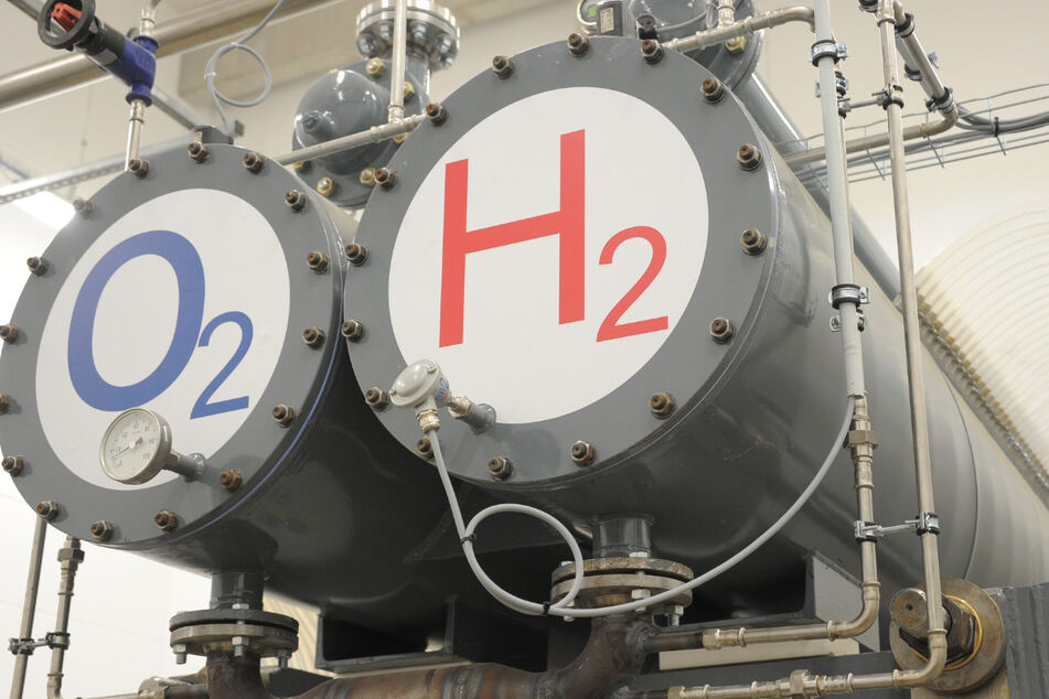 In Moorburg soll Wasserstoff aus erneuerbaren Energien hergestellt werden. (Symbolbild)