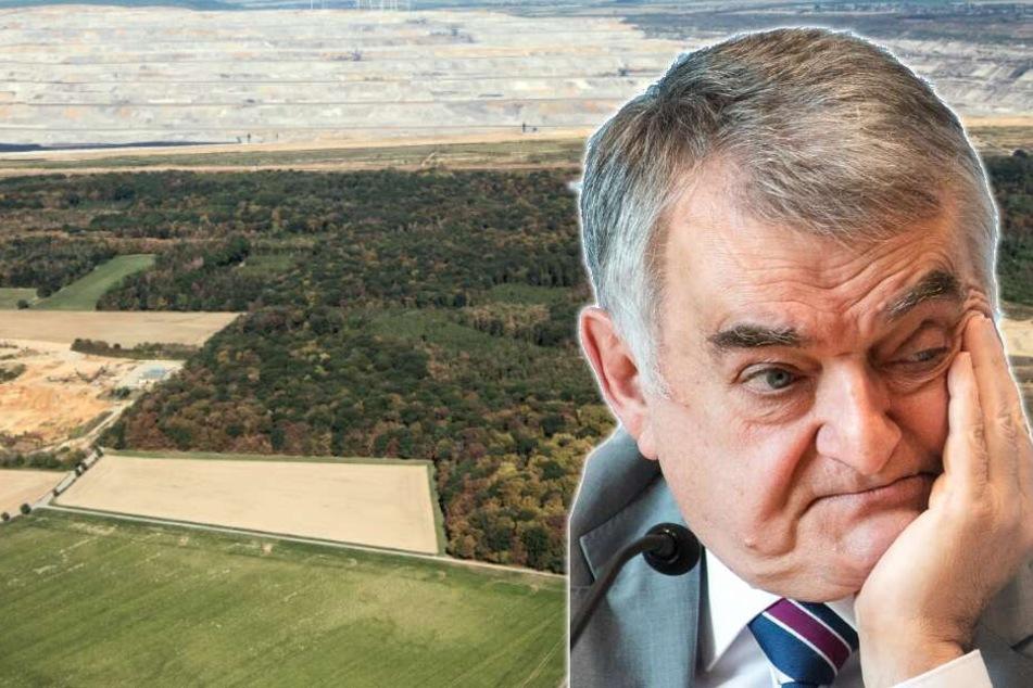 """Vor """"Hambi""""-Räumung: Minister Reul sprach doch mit RWE!"""