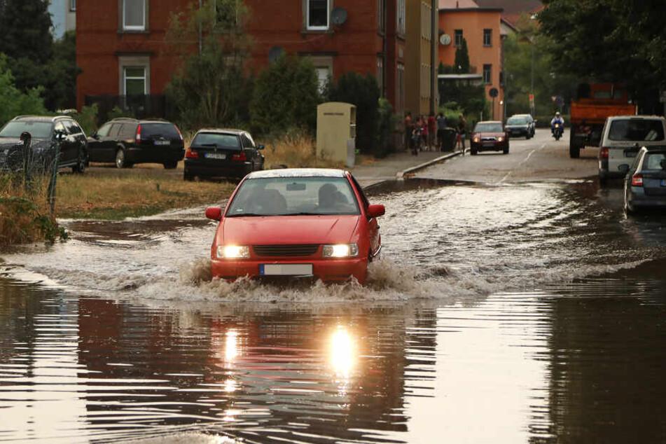 Wo gibt es überflutete Straßen? 2022 sollen die WAWUR-Ergebnisse im 3D-Stadtmodell stehen.