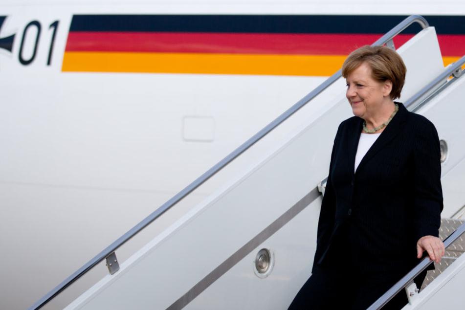 Nach Schock im Airbus: Das ist der wahre Schuldige für Merkels ungewollten Zwischenstopp