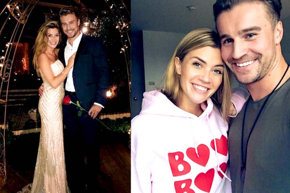 Vor zwei Wochen trennten sich Nadine Klein (32) und Alexander Hindersmann (30).