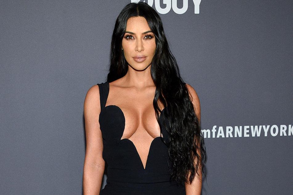Kim Kardashian (38).
