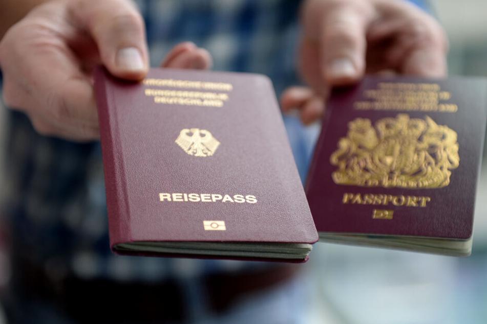 Viele Briten in Hamburg scheinen sich zu überlegen: Wie wäre es mit einem britischen UND einem deutschen Pass?
