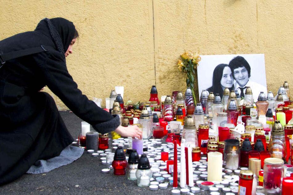 Wer Kuciak und seine Freundin ermordet hat, bleibt weiterhin unklar.