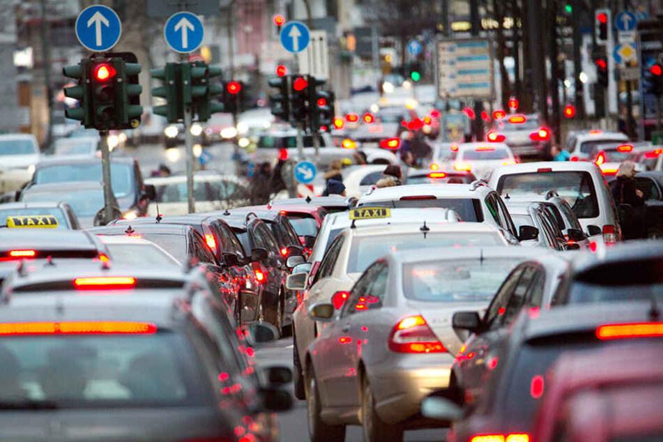 In Stuttgart gibt es ab dem Jahresbeginn 2019 Fahrverbote für Diesel-Autos der Euro-Abgasnorm 4 und schlechter.