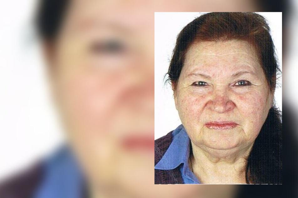Seit Freitagabend wird die Rentnerin gesucht. Wer hat Antonida S. gesehen?
