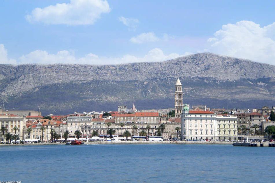 Split (Kroatien) – hier macht die Mein Schiff 5 am zweiten Tag halt.