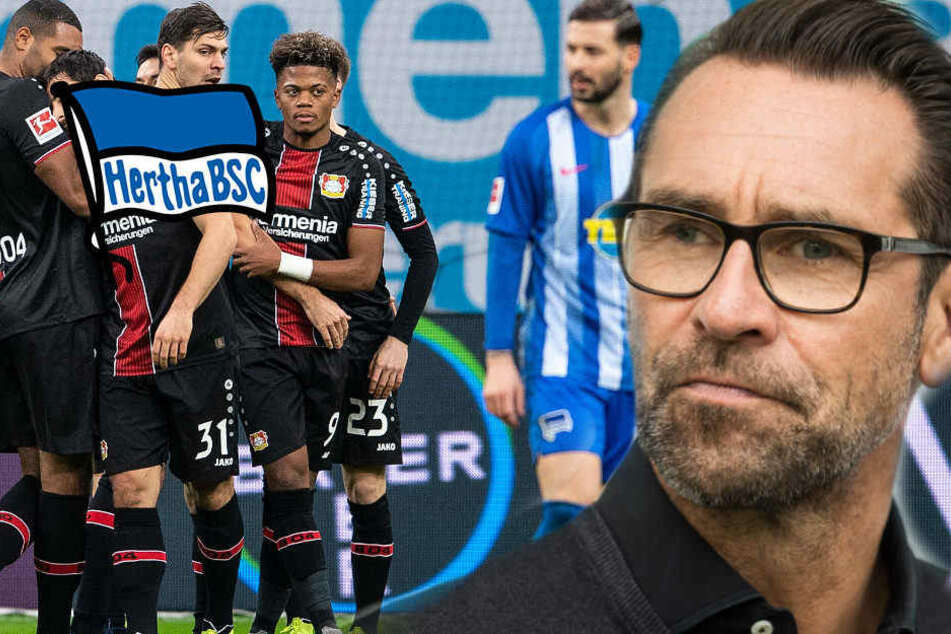 """Hertha-Manager Preetz poltert gegen Mannschaft: """"Einstellung war eine Katastrophe"""""""