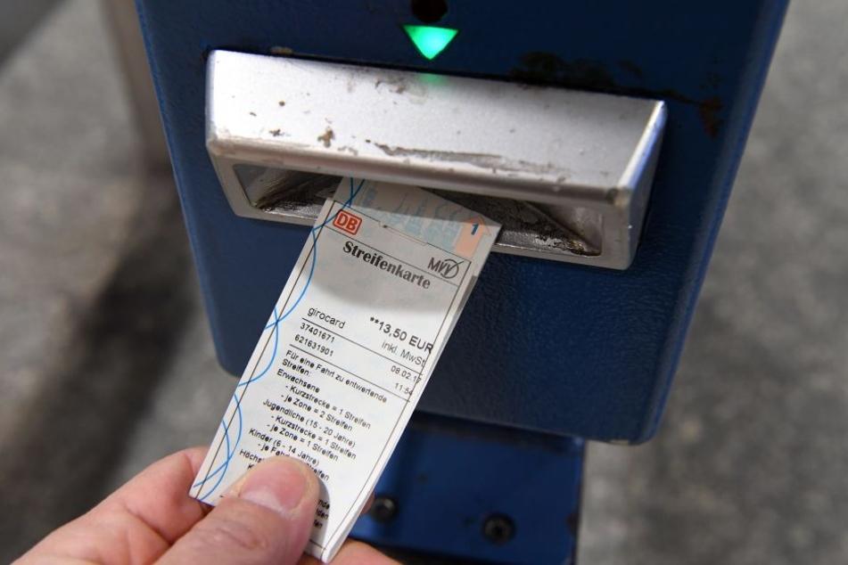 Das gesamte Fahrkartensortiment wird sieben Prozent günstiger. (Archivbild)