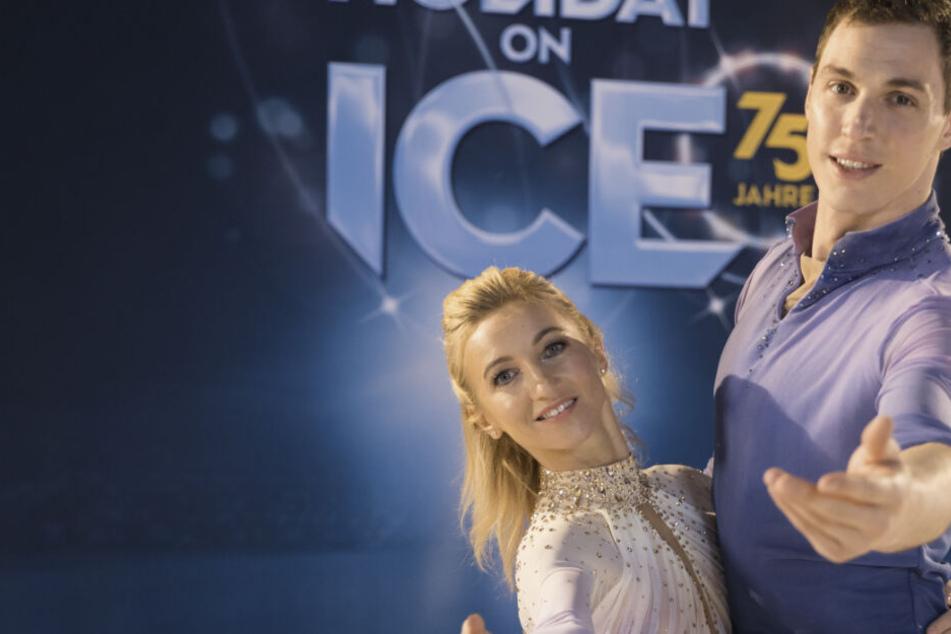 Mit diesem Dresdner steht Aljona Savchenko bald auf dem Eis