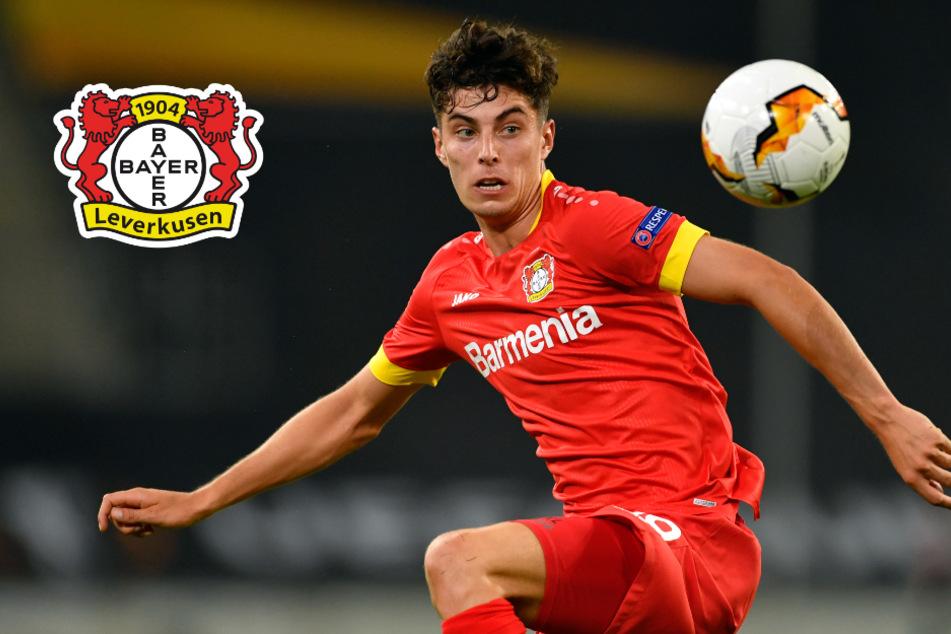 Bayer Leverkusen: Kai Havertz schon nicht mehr den Leistungstests dabei?