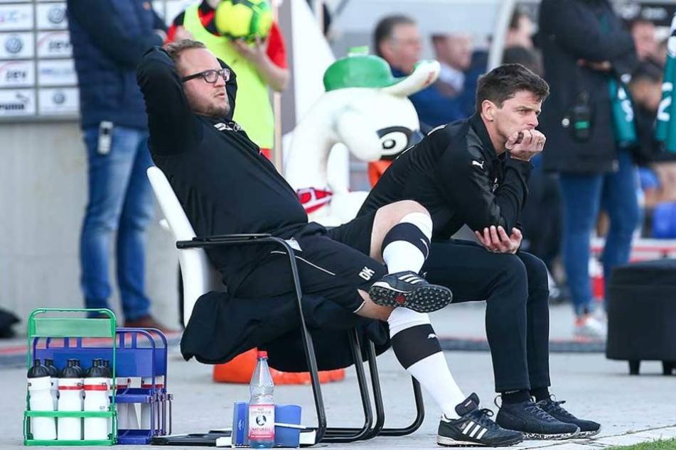 Chemnitzer FC meldet als zweiter Fußball-Drittligist Insolvenz an