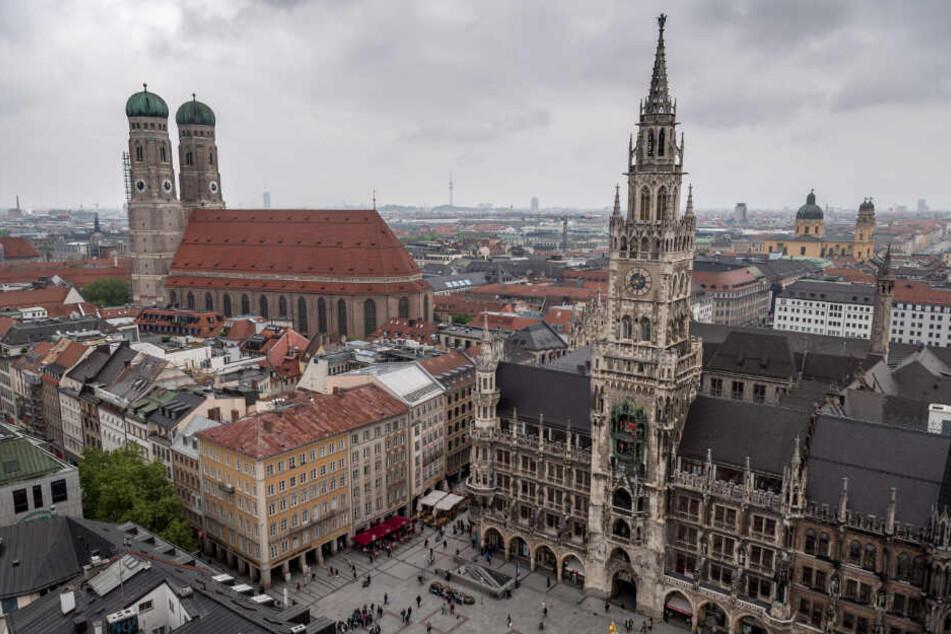 """Münchner Altstadt soll autofrei werden: """"Operieren am Herzen der Stadt"""""""