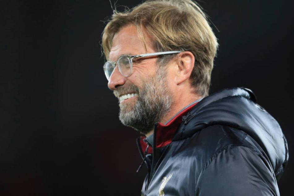 Auch Jürgen klopp ist kein Verfechter einer europäischen Superliga.