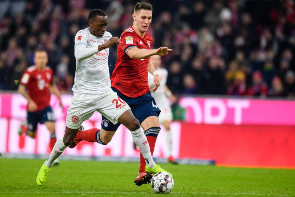 Gegen den FC Bayern München traf Dodi Lukebakio dreimal.