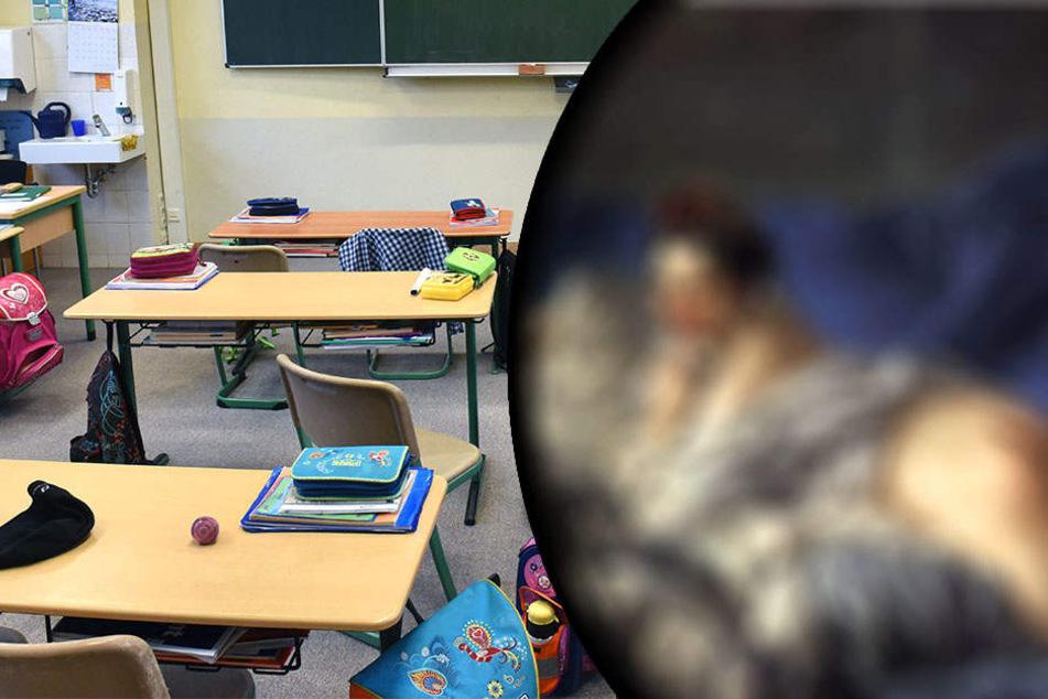 Ein Lehrer zeigte den Schülern Gemälde mit nackten Frauen. Deshalb wurde er gefeuert.