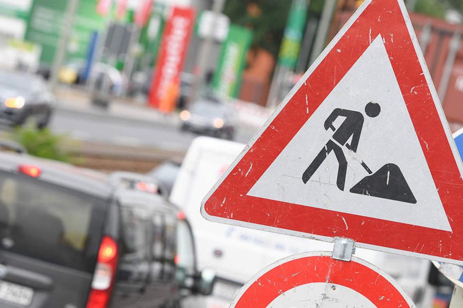 Auf diesen Straßen wird es ab August eng in Leipzig