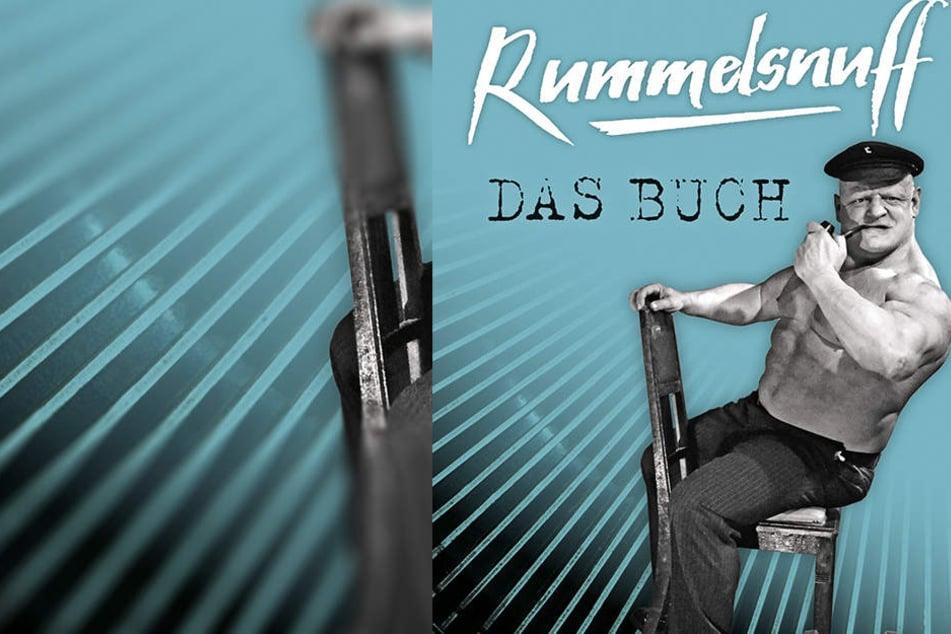 """Die ganze Geschichte von """"Rummelsnuff"""" auf 192 Seiten. Das Buch erschien vor wenigen Tagen."""