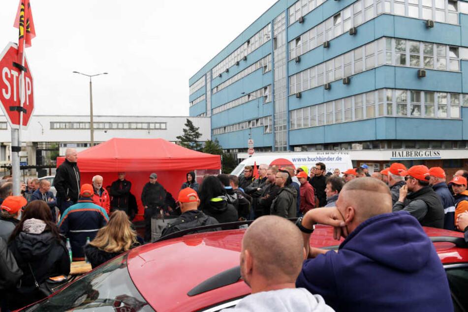 Sechs Wochen langen hatten die Mitarbeiter der NHG bereits gestreikt, am 30. Juni wurde der Streik vorerst unterbrochen.