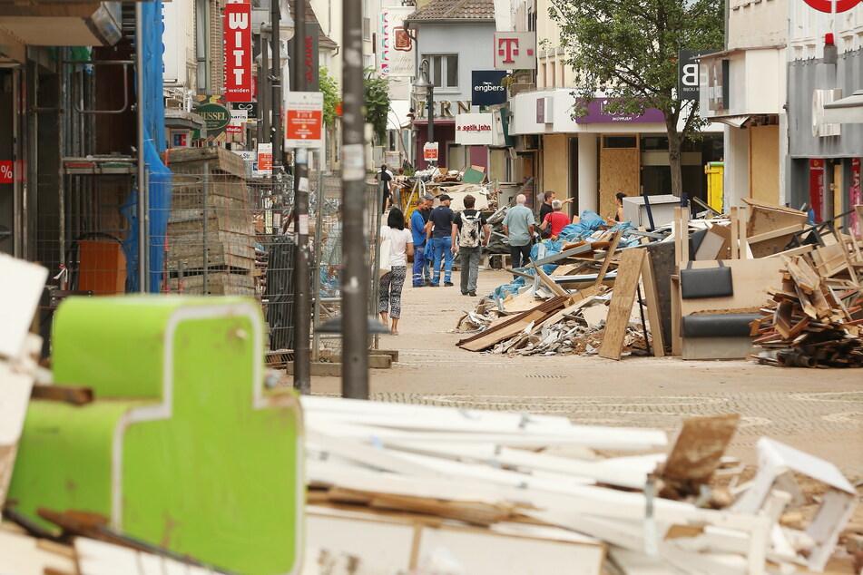 12 Tage nach der Unwetter-Katastrophe: Teilweise immer noch kein Strom!