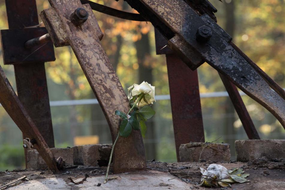 Der Goetheturm in Sachsenhausen soll wieder aufgebaut werden.
