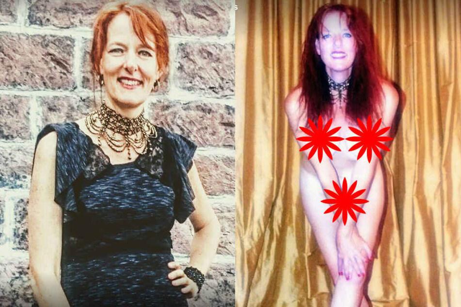 Ex-NPD-Politikerin zieht blank, weil sie vor Gericht steht