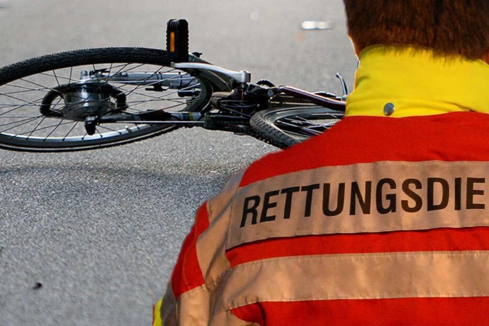 Zwei Biker bei Frontalzusammenstoß schwer verletzt