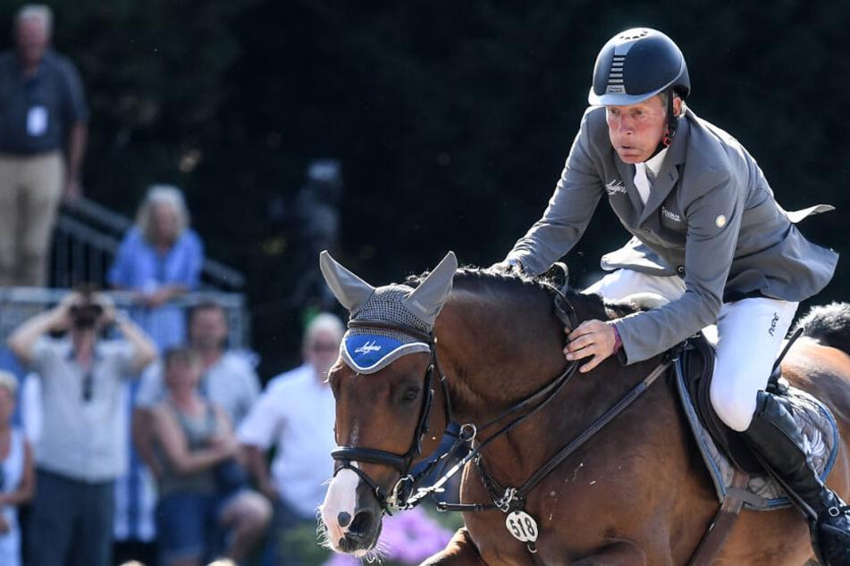 Leipzig: Pferde haben Influenza! Olympiasieger Beerbaum muss Weltcup-Turnier in Leipzig absagen