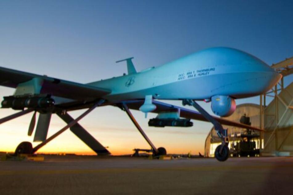 Bei einem US-Drohnen-Angriff kam de Vater des Somaliers ums Leben. (Symbolbild)