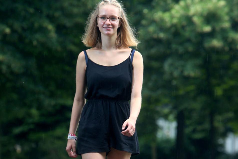 innerhalb drei Monaten verlor die Schülerin Lena Wagner (17) 15 Kilo.