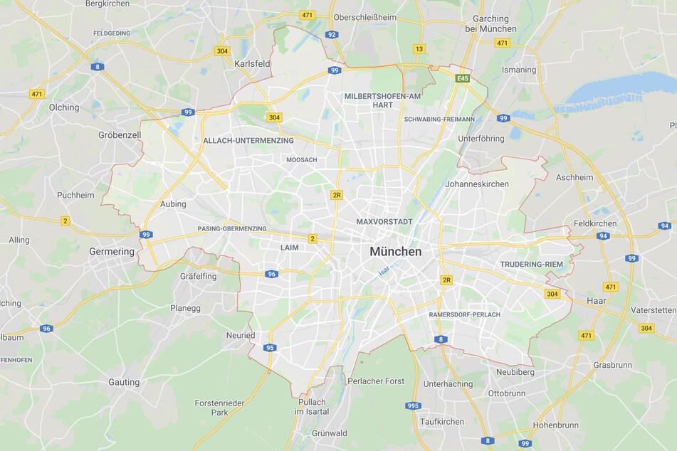 In München ist es in Bayern zu einem Raubüberfall gekommen.