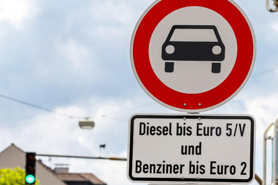 Diesel-Fahrverbot in Darmstadt: So oft wurde schon dagegen verstoßen