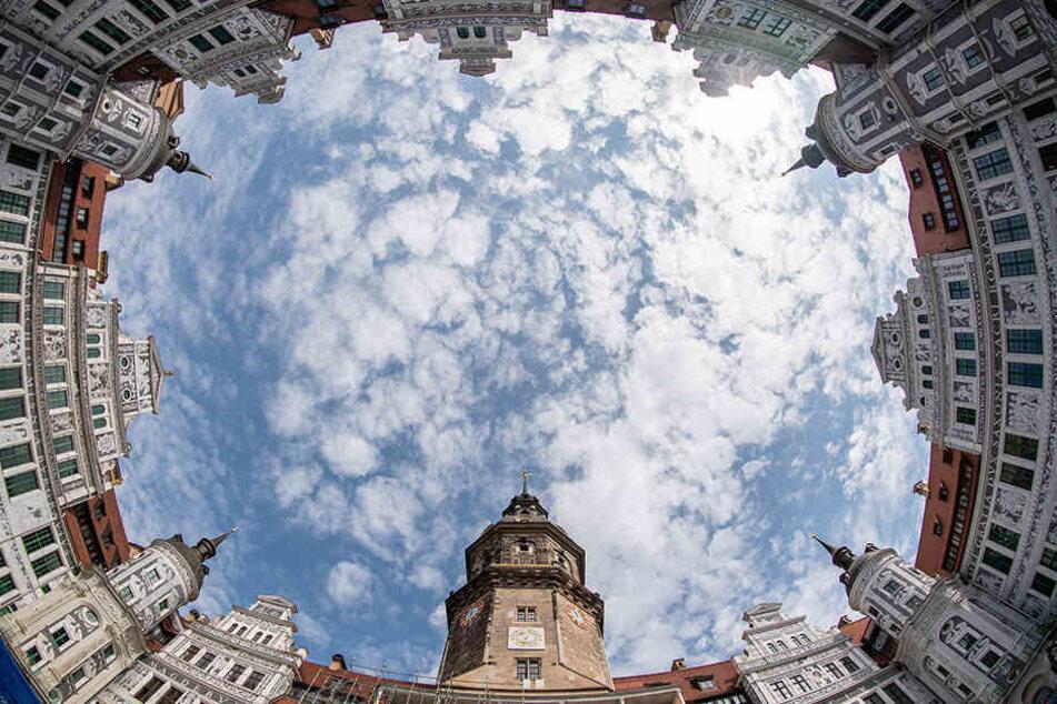 Der Wiederaufbau des Residenzschlosses soll 2022/23 beendet sein.