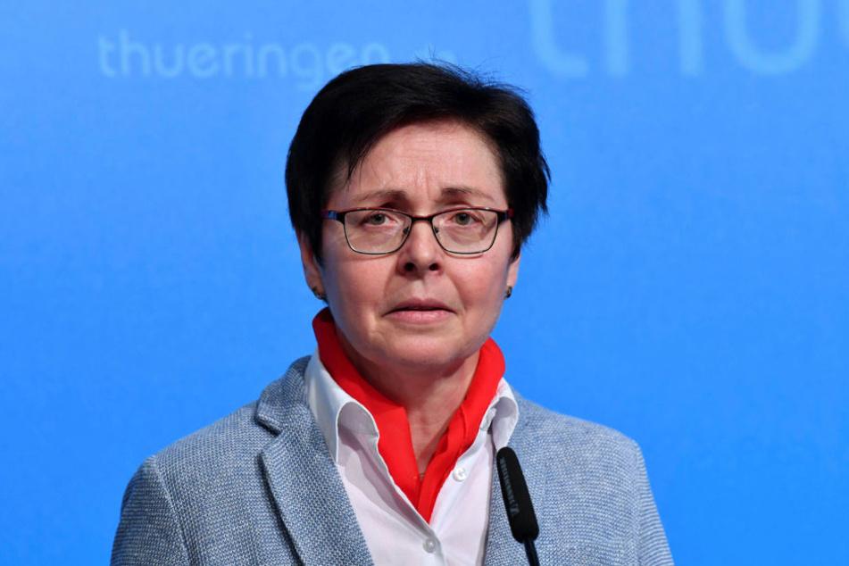 Ist auf Thüringer Seite für die Finanzierung des Projektes zuständig: die Erfurter Finanzministerin Heike Taubert (SPD).