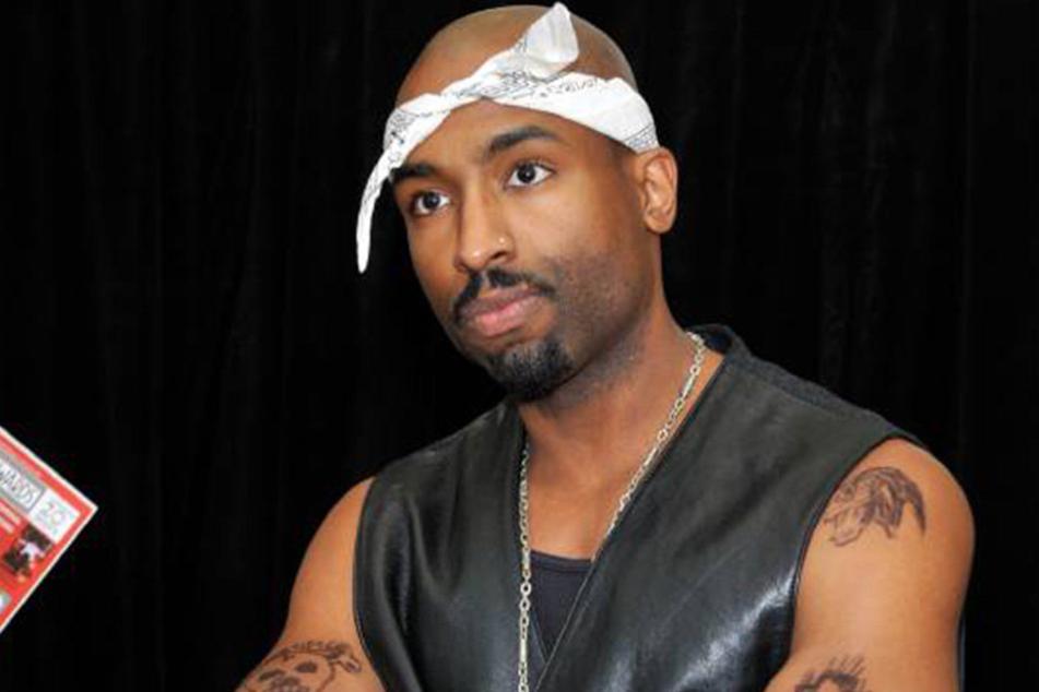 Rapper Tupac war in den 90er Jahren eine wahre Legende.
