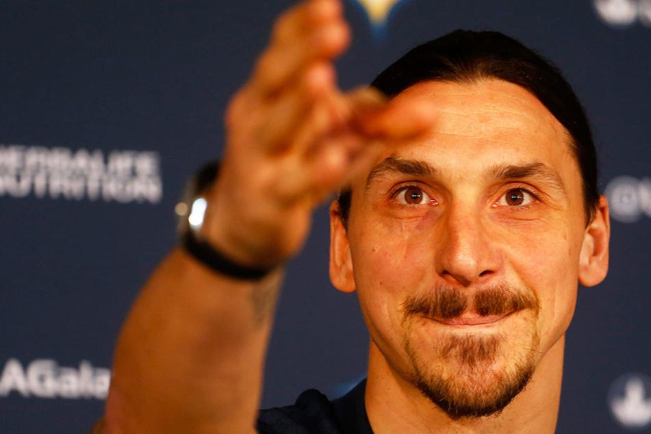 Zlatan Ibrahimovic will seine Karriere bei seinem Heimatverein Malmö FF in Schweden beenden.