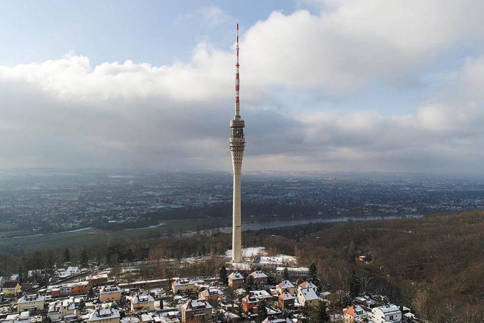 Herrliche Lage, top Rundumblick. Zunächst könnte die Aussichtsplattform wiedereröffnet werden.