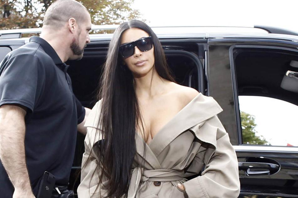 Sind die Täter endlich gefasst? Die Polizei hat 16 Verdächtige im Zusammenhang mit dem Raubüberfall auf Kim Kardashian gefasst.