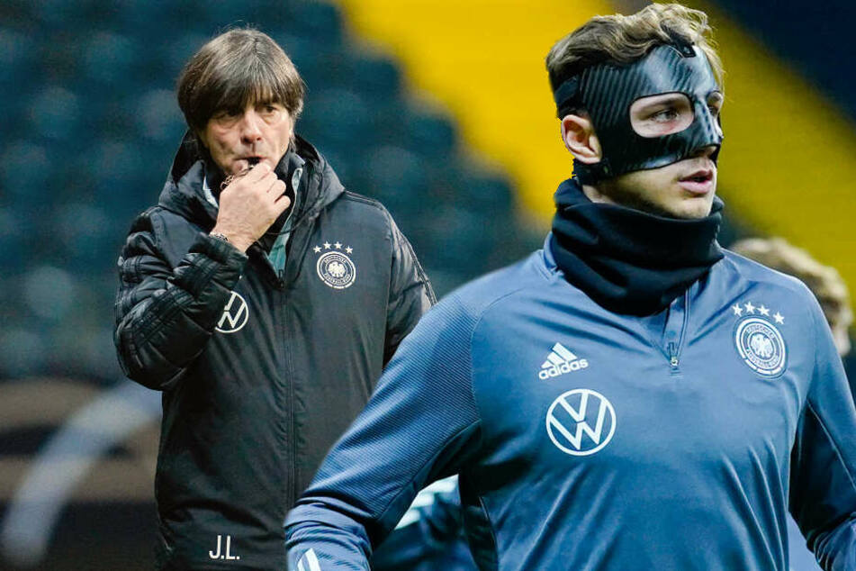 Darf er, darf er nicht? Niklas Stark wird wahrscheinlich gegen Nordirland sein DFB-Debüt unter Joachim Löw geben. (Bildmontage)