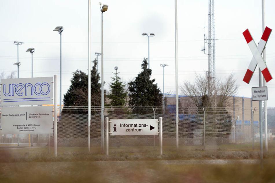 Urenco betreibt eine Fabrik in Gronau.