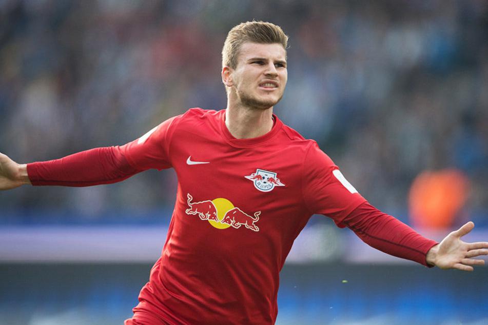 Europakurs? Timo Werner (21) hofft auf eine Nominierung zum Confederations Cup in Russland.