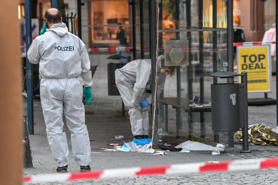 Messer-Attacke mit Schwerverletzten in Ravensburg: Afghane ab heute vor Gericht